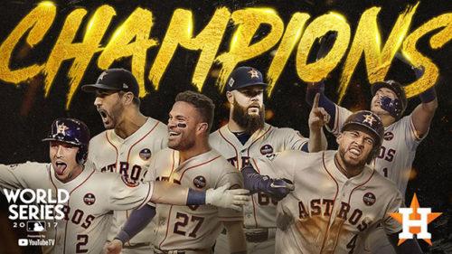 Astros se proclaman campeones de la Serie Mundial por 1ra vez ... a49c86d9b68